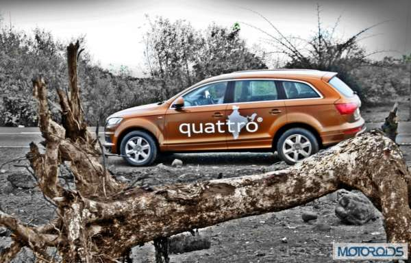 Audi Q7 4.2 TDI Quattro road test review (1)