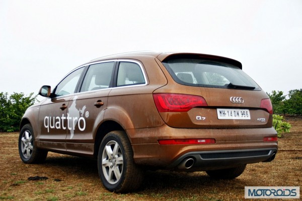 Audi Q7 4.2 TDI Quattro road test review (10)
