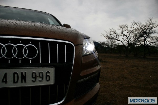 Audi Q7 4.2 TDI Quattro road test review (28)