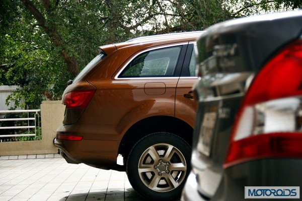 Audi Q7 4.2 TDI Quattro road test review (78)