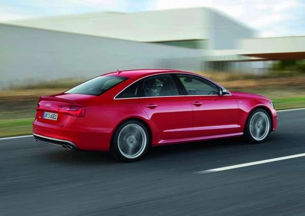 Audi S6 4.0 TFSI Quattro 2
