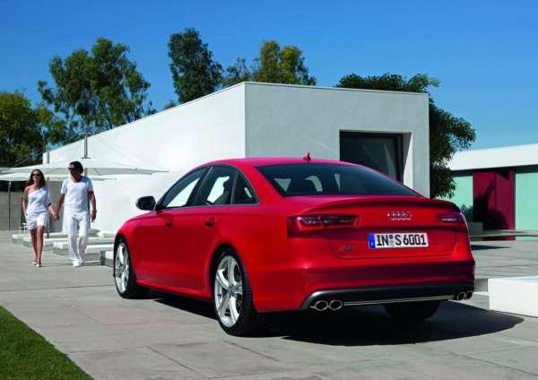 Audi S6 4.0 TFSI Quattro 3