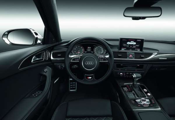 Audi S6 4.0 TFSI Quattro 4