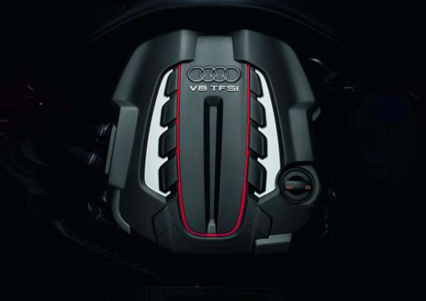 Audi S6 4.0 TFSI Quattro 5