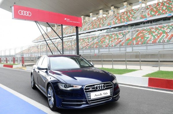 Audi launches Audi S6 in India-