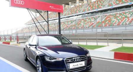 Audi launches Audi S6 in India-