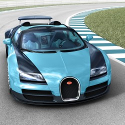 Only 3 Bugatti Veyron 16.4 Grand Sport Vitesse Jean-Pierre Wimille to be ever made