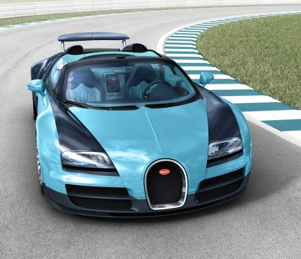 only 3 bugatti veyron 16 4 grand sport vitesse jean pierre wimille to be ever. Black Bedroom Furniture Sets. Home Design Ideas