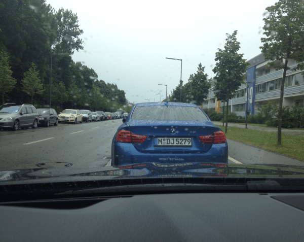 Estoril Blue F32 BMW 4 Series M Sport-2
