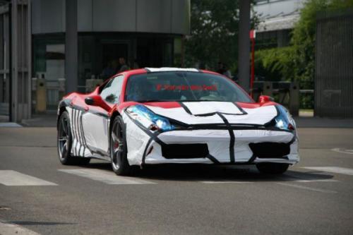 Ferrari 458 Monte Carlo 1