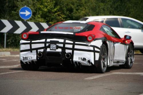 Ferrari 458 Monte Carlo 2