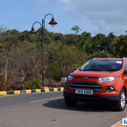 25,000 in 17 days. That's Ford EcoSport booking stats we are talking about