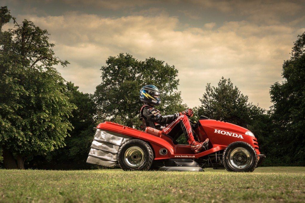 Honda 109bhp Mean Mower-2