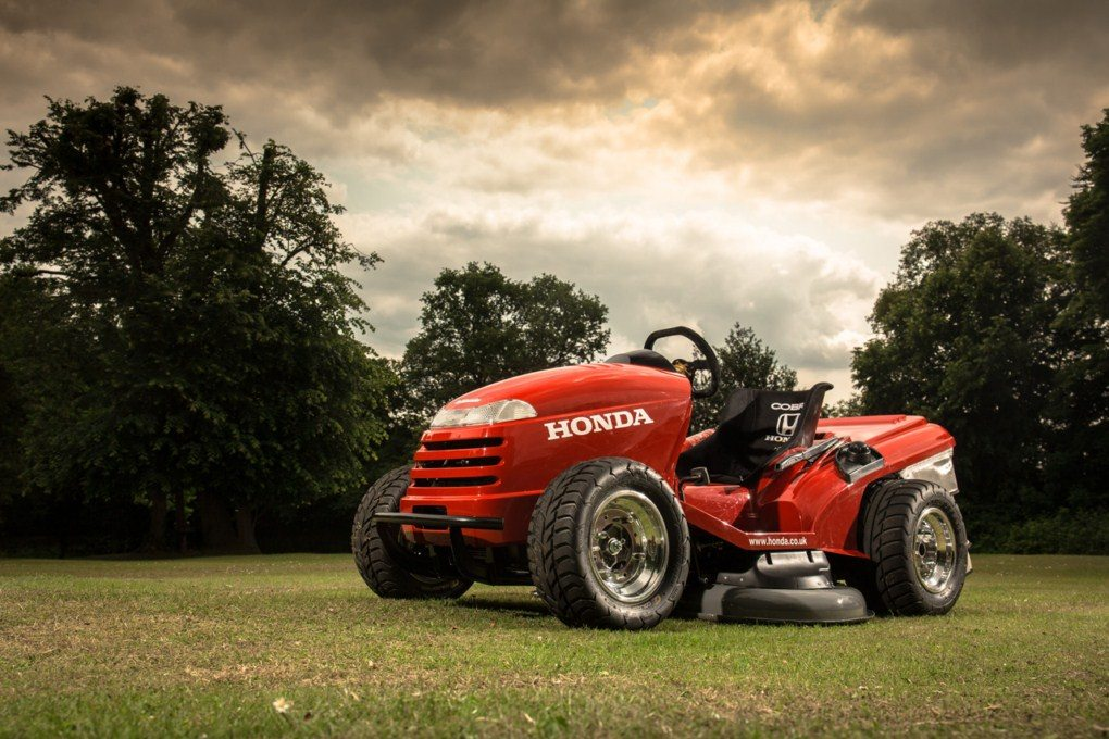 Honda 109bhp Mean Mower
