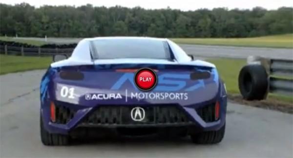 Honda-Acura-NSX