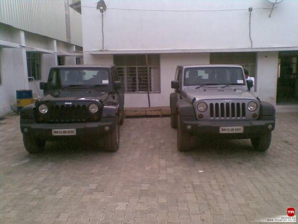 Jeep Wrangler And Grand Cherokee Spotted In Chennai Motoroids