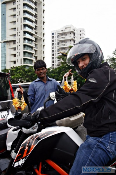 KTM 390 Duke India road test review (15)