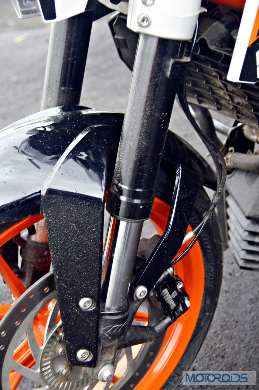 Ktm Radiator Guards India