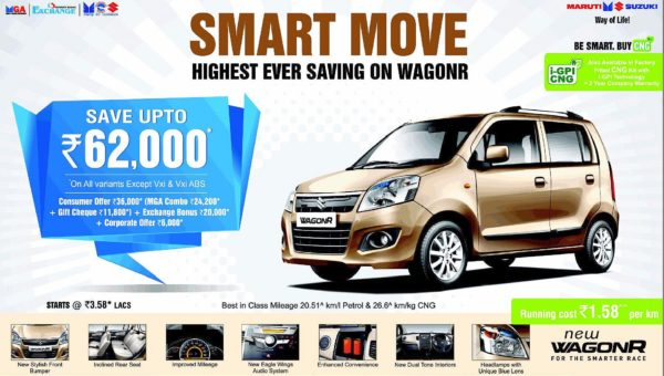 Maruti-Wagon-R-Discount