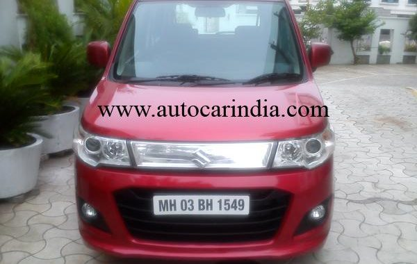 Maruti Wagon R Stingray India launch could be around the corner. Spotted again