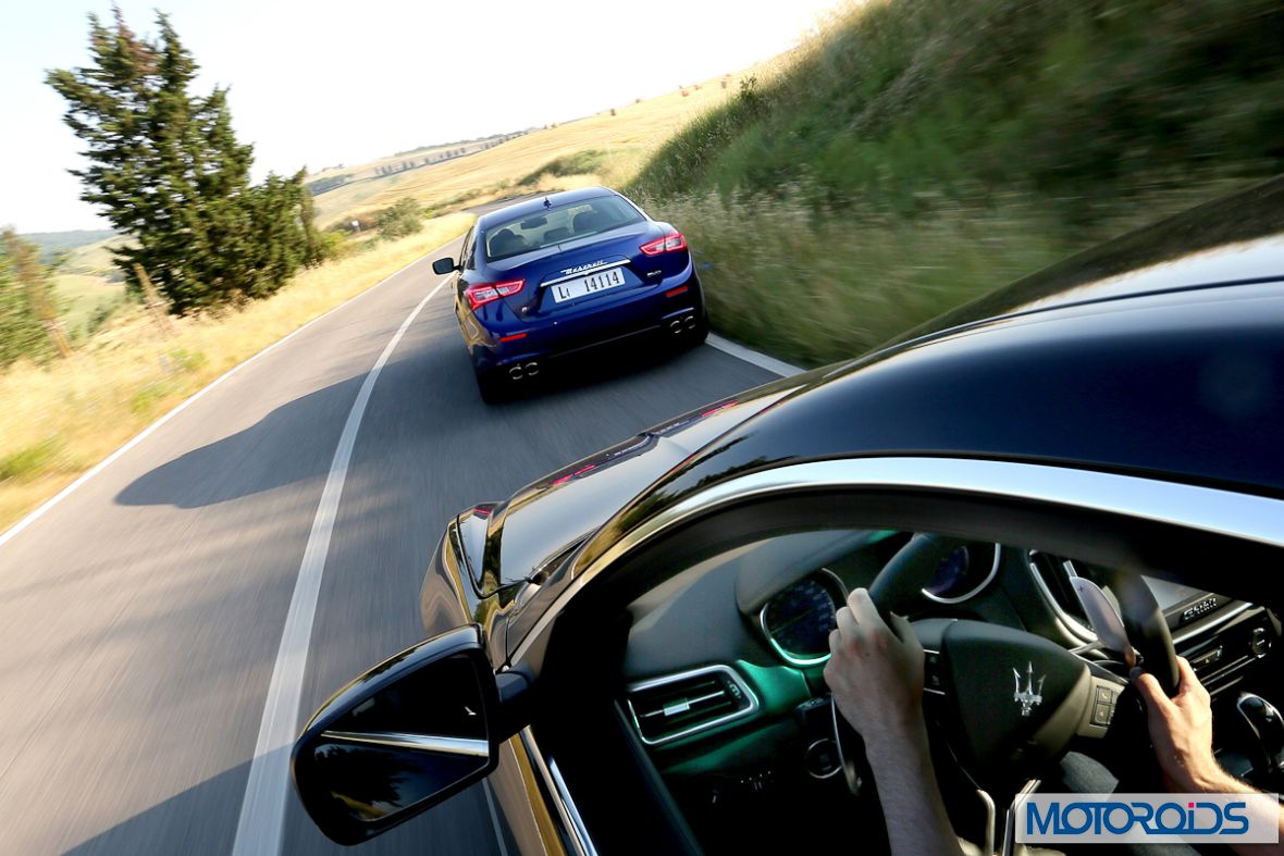 Maserati Ghibli 2013 Review (1)