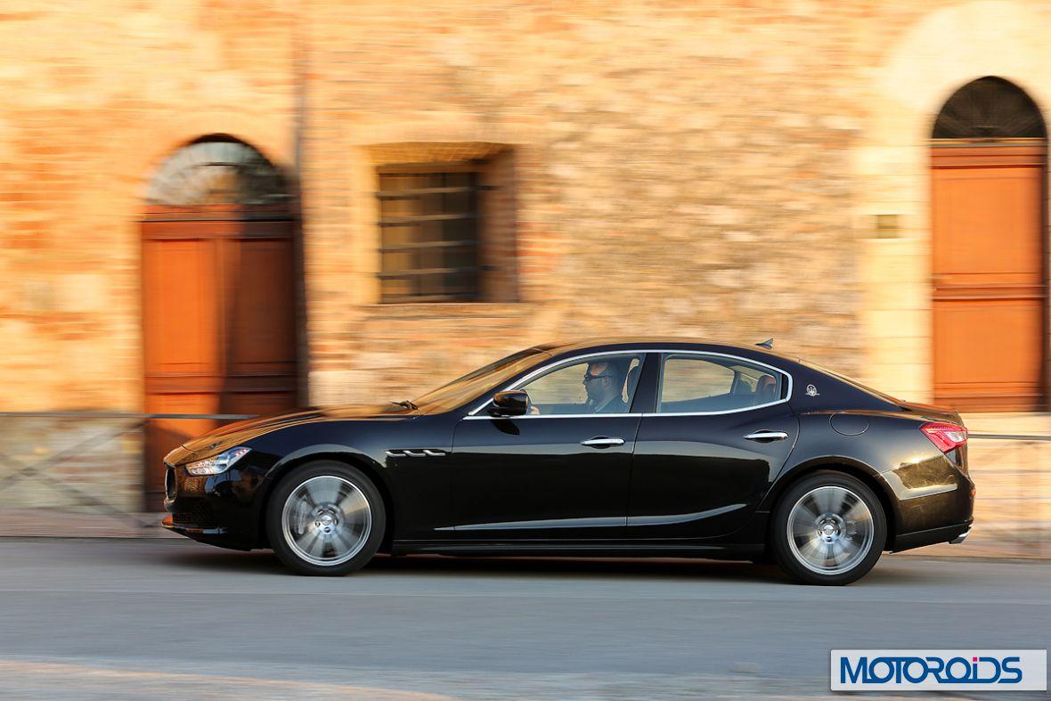 Maserati Ghibli 2013 Review (13)