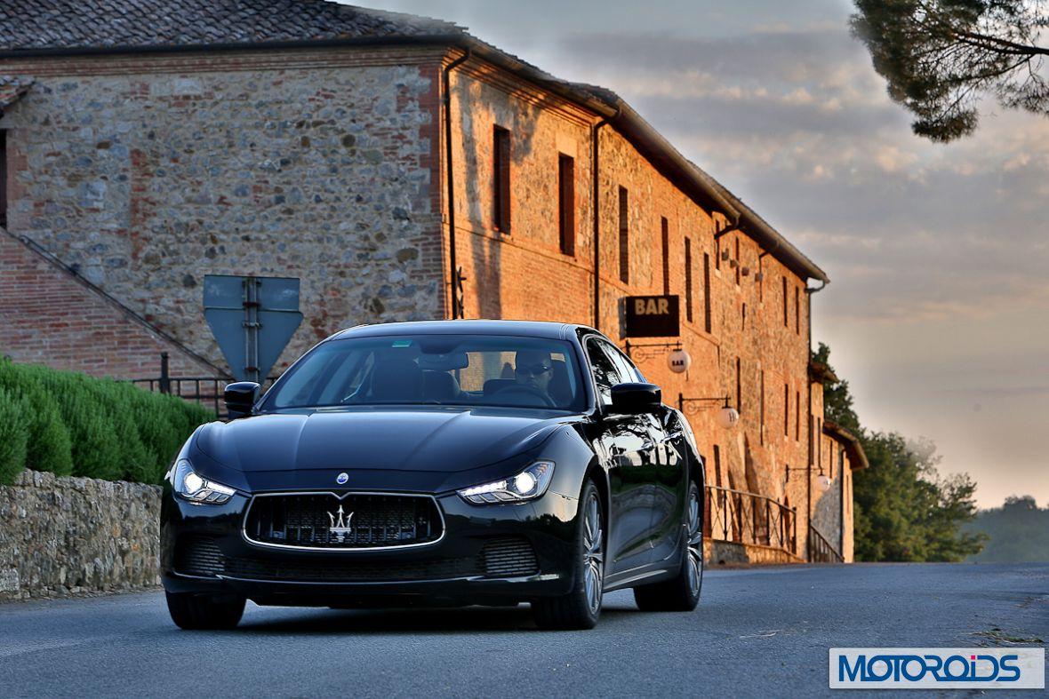 Maserati Ghibli 2013 Review (14)