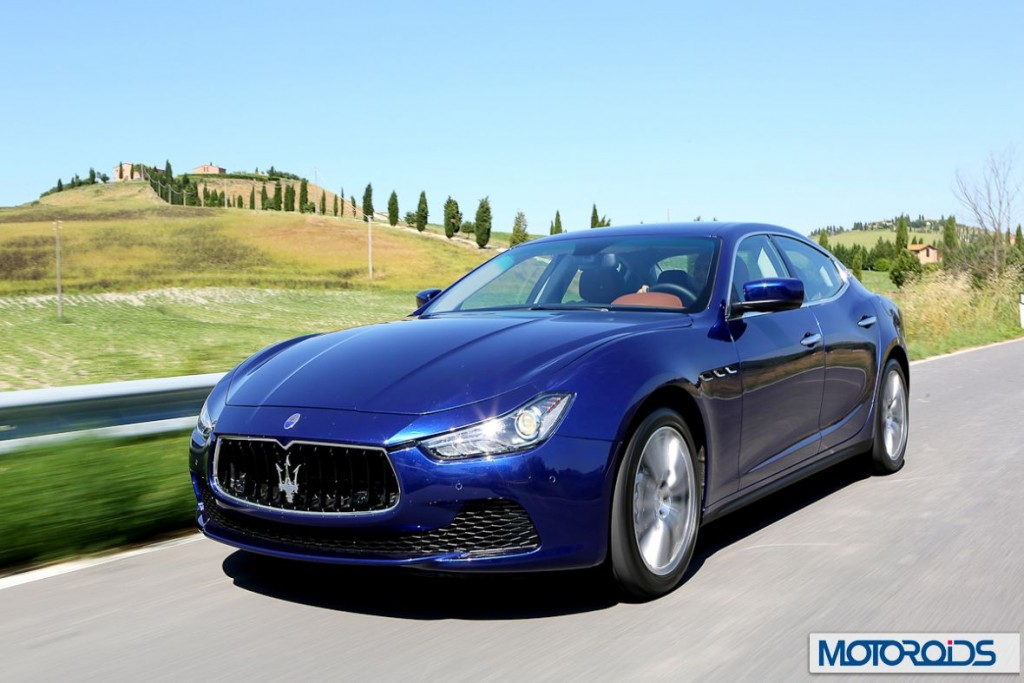 Maserati Ghibli 2013 Review (2)