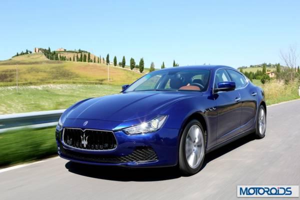Maserati Ghibli 2013 Review (2)
