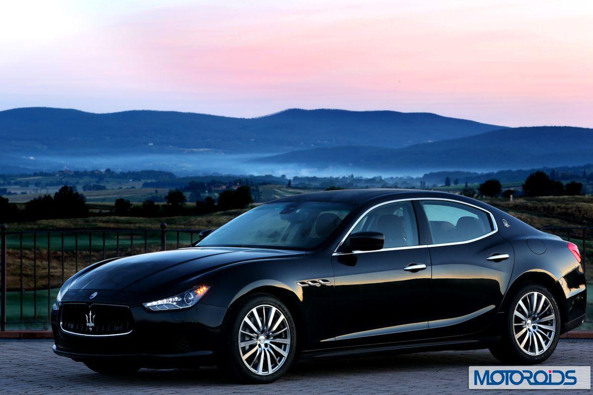 Maserati Ghibli 2013 Review (3) | Motoroids.com
