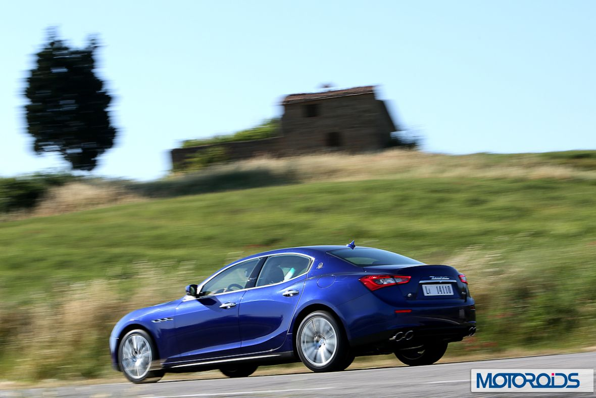 Maserati Ghibli 2013 Review (5)