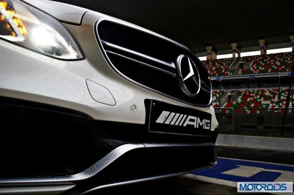 Mercededs E63 AMG India review (1)