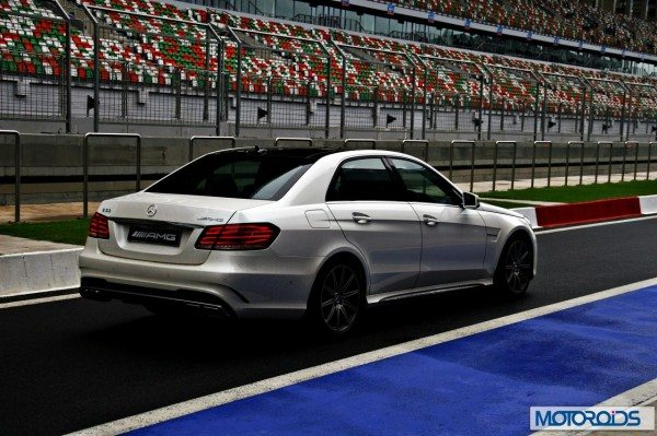 Mercededs E63 AMG India review (13)
