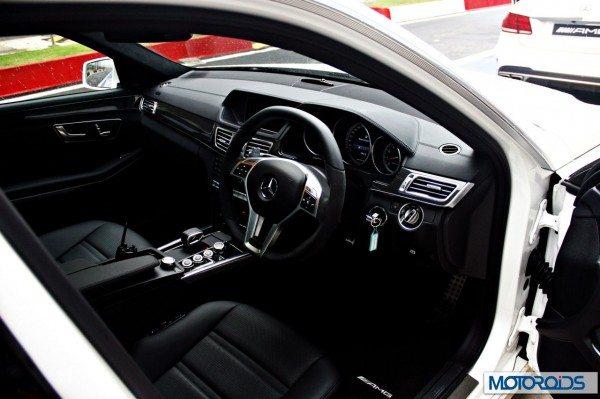 Mercededs E63 AMG India review (16)