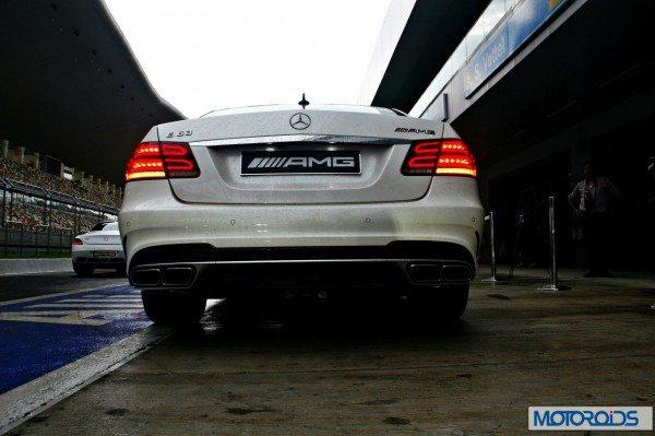 Mercededs E63 AMG India review (3)