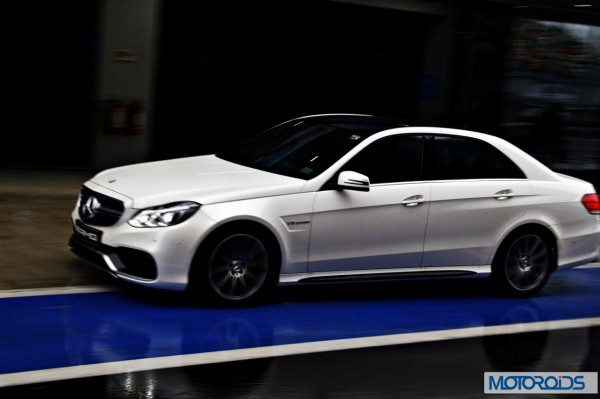 Mercededs E63 AMG India review (52)