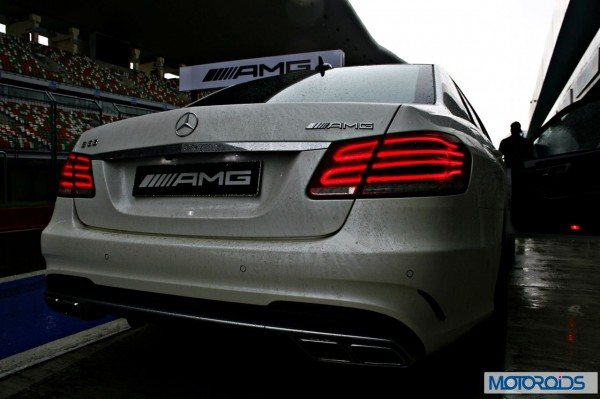Mercededs E63 AMG India review (63)