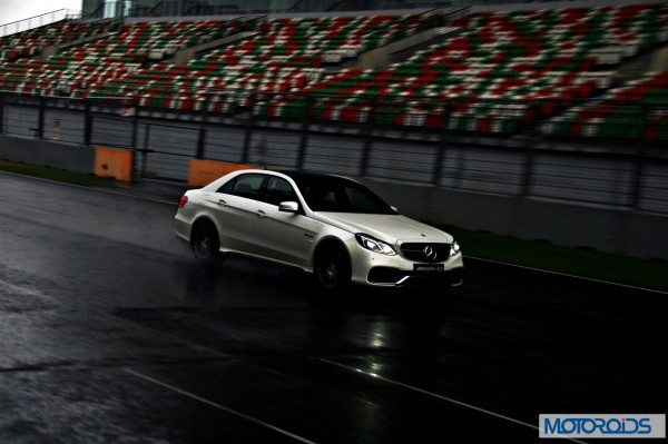Mercededs E63 AMG India review (69)
