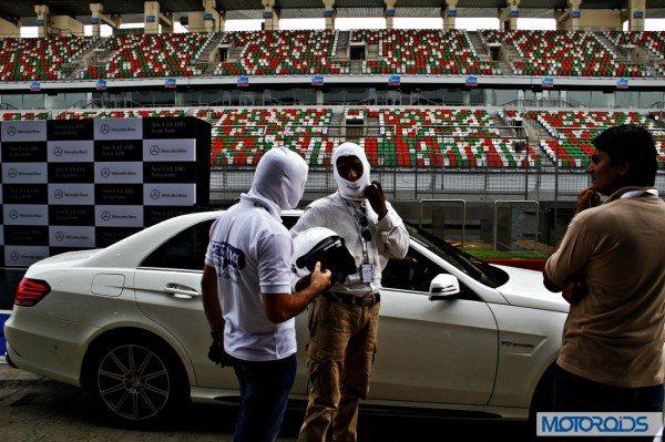 Mercededs E63 AMG India review (74)