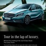 Much awaited Mercedes Benz B180 CDI India launch on July 11