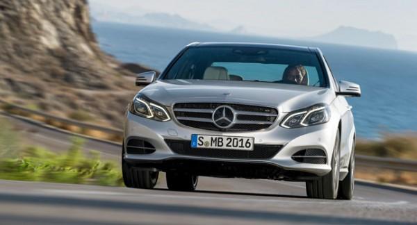 Mercedes-Benz-E350-BlueTEC-9-speed-automatic-gearbox