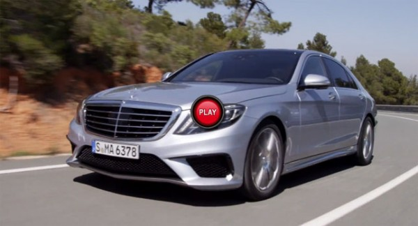 Mercedes-S63-AMG-video
