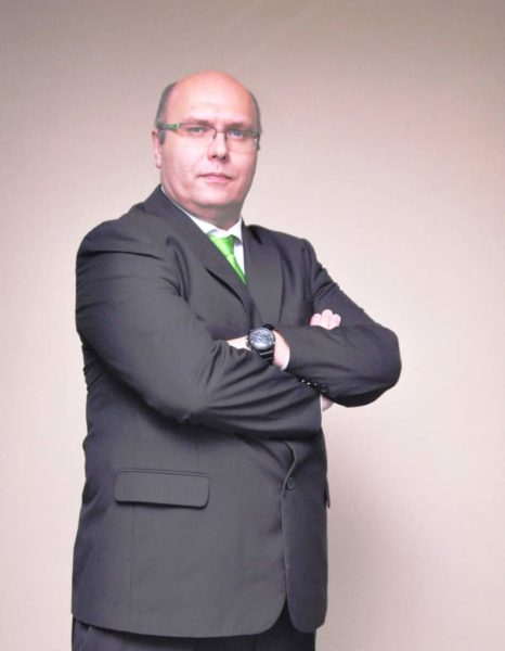 Mr.Paweł Szuflak, Director, Sales & Marketing, ŠKODA AUTO India