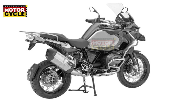 New BMW R1200GS Adventure (1)