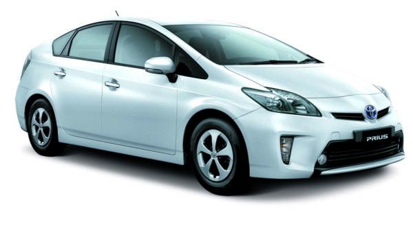 New Toyota Prius 3 Million sales