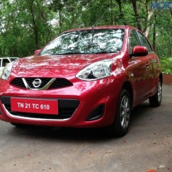 Have you seen the new Nissan Micra facelift's TVC?