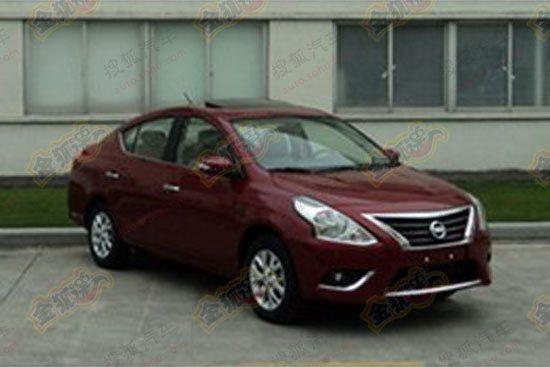 Nissan-Sunny-facelift-pics-1
