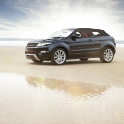 Range Rover Evoque convertible gets a thumbs-up! 2014 launch