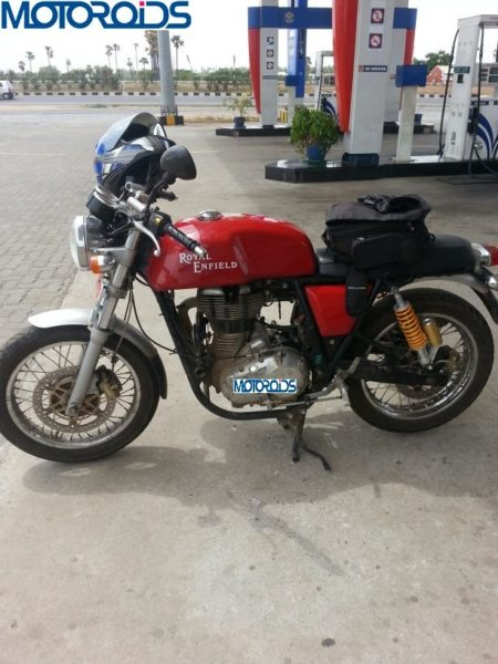 Royal Enfield Continental GT535 Cafe Racer Launch Date Pics 1