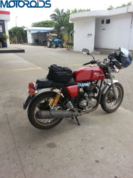 Royal Enfield Continental GT535 Cafe Racer Launch Date Pics 3